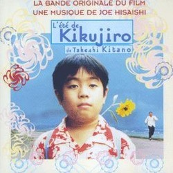 L'été de Kikujiro Soundtrack (Joe Hisaishi) - CD-Cover