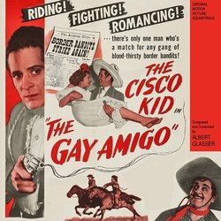 The Cisco Kid - Albert Glasser - 25/01/2019