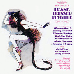 Ben Bagley's Frank Loesser Revisited Soundtrack (Frank Loesser, Frank Loesser) - CD cover