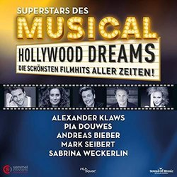 Hollywood Dreams - Die schönsten Filmhits aller Zeiten! Soundtrack (Various Artists) - Carátula