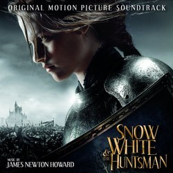 Snow White and the Huntsman Trilha sonora (James Newton Howard) - capa de CD