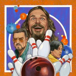 The Big Lebowski 聲帶 (Various Artists) - CD封面