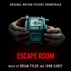 Escape Room Soundtrack (John Carey, Brian Tyler) - Carátula