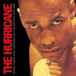 The Hurricane Soundtrack (Jeremy Sweet, Christopher Young) - CD-Cover