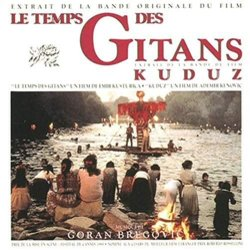 Le Temps des Gitans / Kuduz Soundtrack (Goran Bregovic) - CD cover