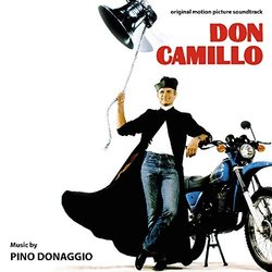 Don Camillo Soundtrack (Pino Donaggio) - CD-Cover