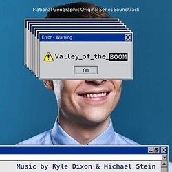Valley Of The Boom Bande Originale (Kyle Dixon, Michael Stein) - Pochettes de CD