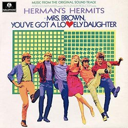 Mrs Brown, You've Got a Lovely Daughter Bande Originale (Herman's Hermits) - Pochettes de CD