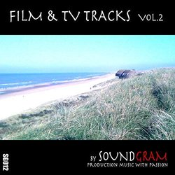 Film & TV Tracks, Vol. 2 Soundtrack (John Sommerfield) - Carátula