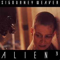 Alien³ Soundtrack (Elliot Goldenthal) - cd-inlay