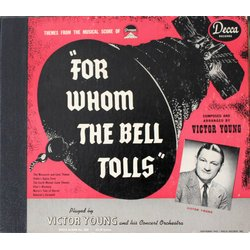For Whom the Bell Tolls Bande Originale (Victor Young) - Pochettes de CD