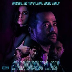 Shadowplay Soundtrack (Stellar Dreams) - CD cover