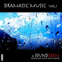 Dramatic Music, Vol. 1 Bande Originale (John Sommerfield) - Pochettes de CD