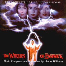 The Witches of Eastwick Soundtrack (John Williams) - CD cover