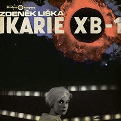 Ikarie XB 1 Soundtrack (Zdenek Liska) - CD cover