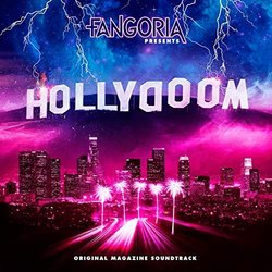 Fangoria Presents: Hollydoom Bande Originale (Various Artists) - Pochettes de CD