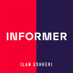 Informer Soundtrack (Ilan Eshkeri) - CD cover