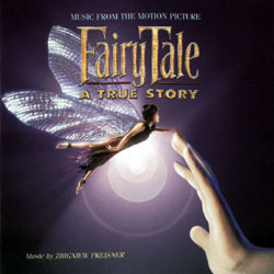 FairyTale: A True Story Soundtrack (Zbigniew Preisner) - CD cover