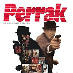 Perrak and other Film Music of Rolf Kühn 声带 (Stelvio Cipriani) - CD封面