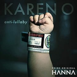 Hanna: Anti-Lullaby Soundtrack (Karen O) - CD-Cover