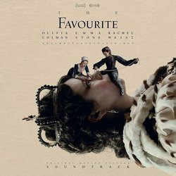 The Favourite Colonna sonora (Various Artists) - Copertina del CD