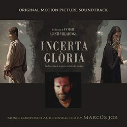 Incerta glòria Soundtrack (Marcús JGR) - Carátula