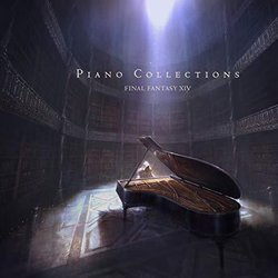 Piano Collections Final Fantasy 14 Bande Originale (Keiko , Keiko ) - Pochettes de CD
