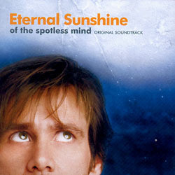 Eternal Sunshine of the spotless mind Soundtrack (Jon Brion) - CD cover