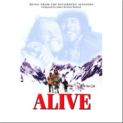 Alive 声带 (James Newton Howard) - CD封面