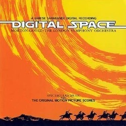 Digital Space Soundtrack (Various Artists) - CD-Cover
