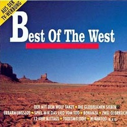 Best of the West Bande Originale (Various Artists) - Pochettes de CD