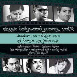 Classic Bollywood Scores, Vol. 34 - Various Artists - 15/02/2019