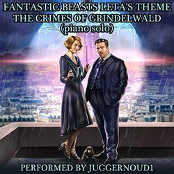 Fantastic Beasts: The Crimes Of Grindelwald - Leta's Theme Soundtrack (Juggernoud1 ) - CD cover