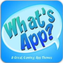 What's App? - 8 Great Gaming App Themes Soundtrack (Various Artists) - Carátula