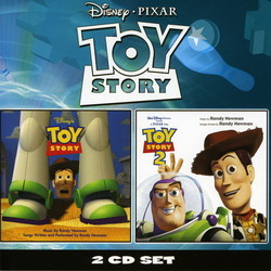 Toy Story / Toy Story 2 Bande Originale (Various Artists, Randy Newman) - Pochettes de CD