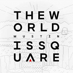 The World is Square Bande Originale (Mustin ) - Pochettes de CD