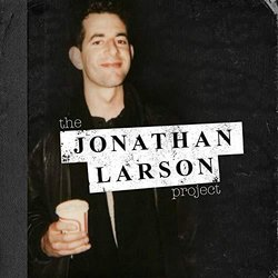 The Jonathan Larson Project 声带 (Various Artists) - CD封面