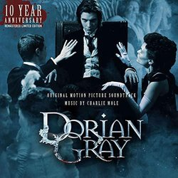 Dorian Gray - 10th Anniversary Limited Edition 聲帶 (Charlie Mole) - CD封面