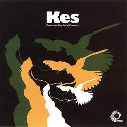 Kes Soundtrack (John Cameron) - CD cover