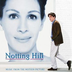 Notting Hill 声带 (Various Artists, Trevor Jones) - CD封面