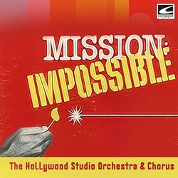 Mission Impossible 聲帶 (Various Artists) - CD封面