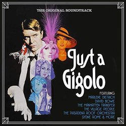 Just a Gigolo Bande Originale (Various Artists) - Pochettes de CD