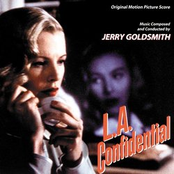 L.A. Confidential Soundtrack (Jerry Goldsmith) - CD cover