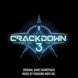 Crackdown 3 Soundtrack (Finishing Move Inc.) - CD cover