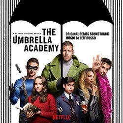 The Umbrella Academy Soundtrack (Jeff Russo) - CD-Cover