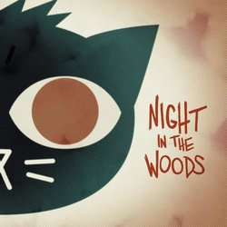 Night In The Woods 聲帶 (Alec Holowka) - CD封面