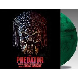 The Predator Soundtrack (Henry Jackman) - CD-Inlay