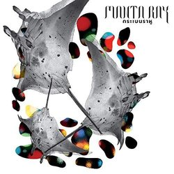 Manta Ray Soundtrack (Mathieu Gabry, Christine Ott) - CD-Cover