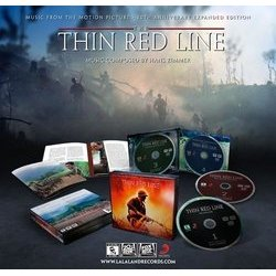 The Thin Red Line Soundtrack (Hans Zimmer) - cd-carátula