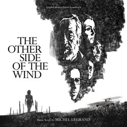 The Other Side Of The Wind Soundtrack (Michel Legrand) - Carátula